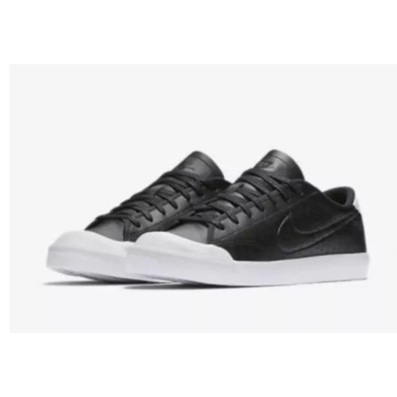 implicar Desenmarañar Infantil  Nike Shoes | All Court 2 Low Leather Tennis Trainers | Poshmark